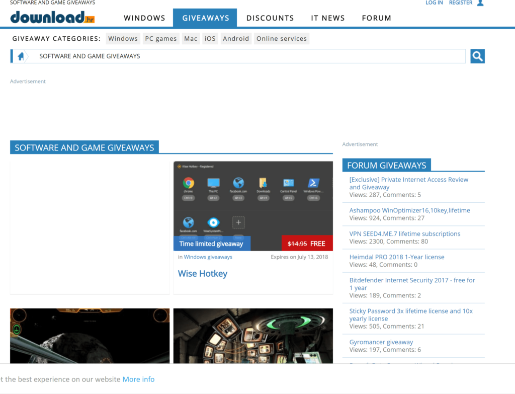 Top 10 websites download paid software for free - Download.hr
