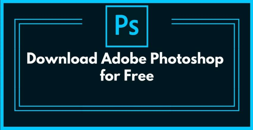 Adobe photoshop free download