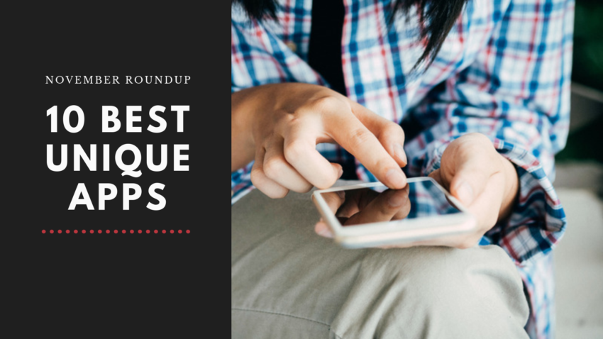 Top 10 Unique & Best Android Apps – Free APPS December 2018
