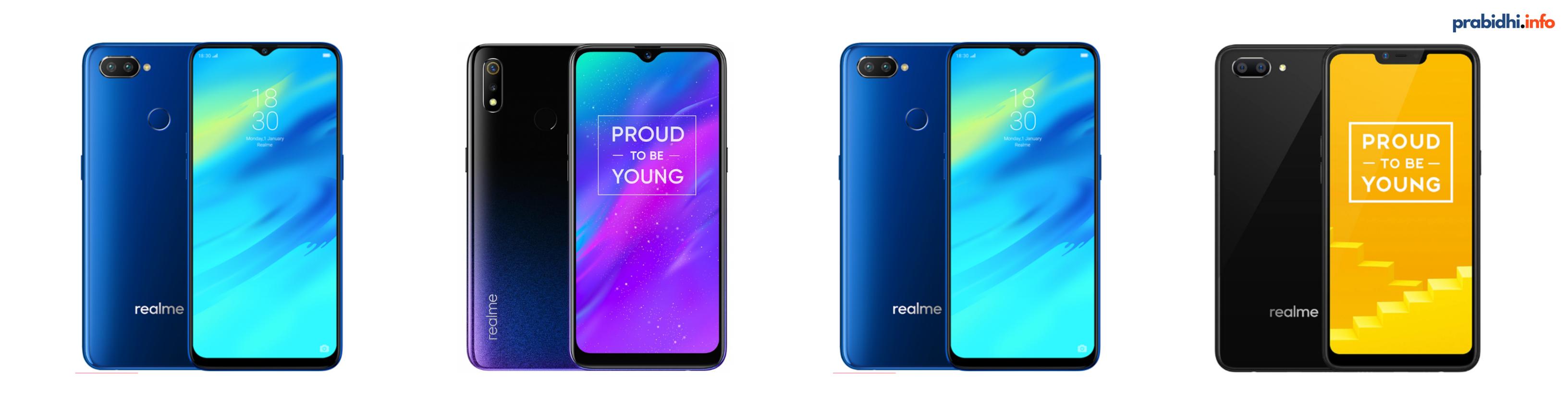 Realme Mobiles in Nepal