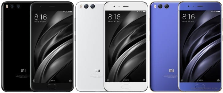 Xiaomi Mi 6 Price in Nepal