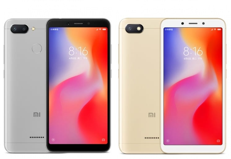 Xiaomi-Redmi 6 Price in Nepal