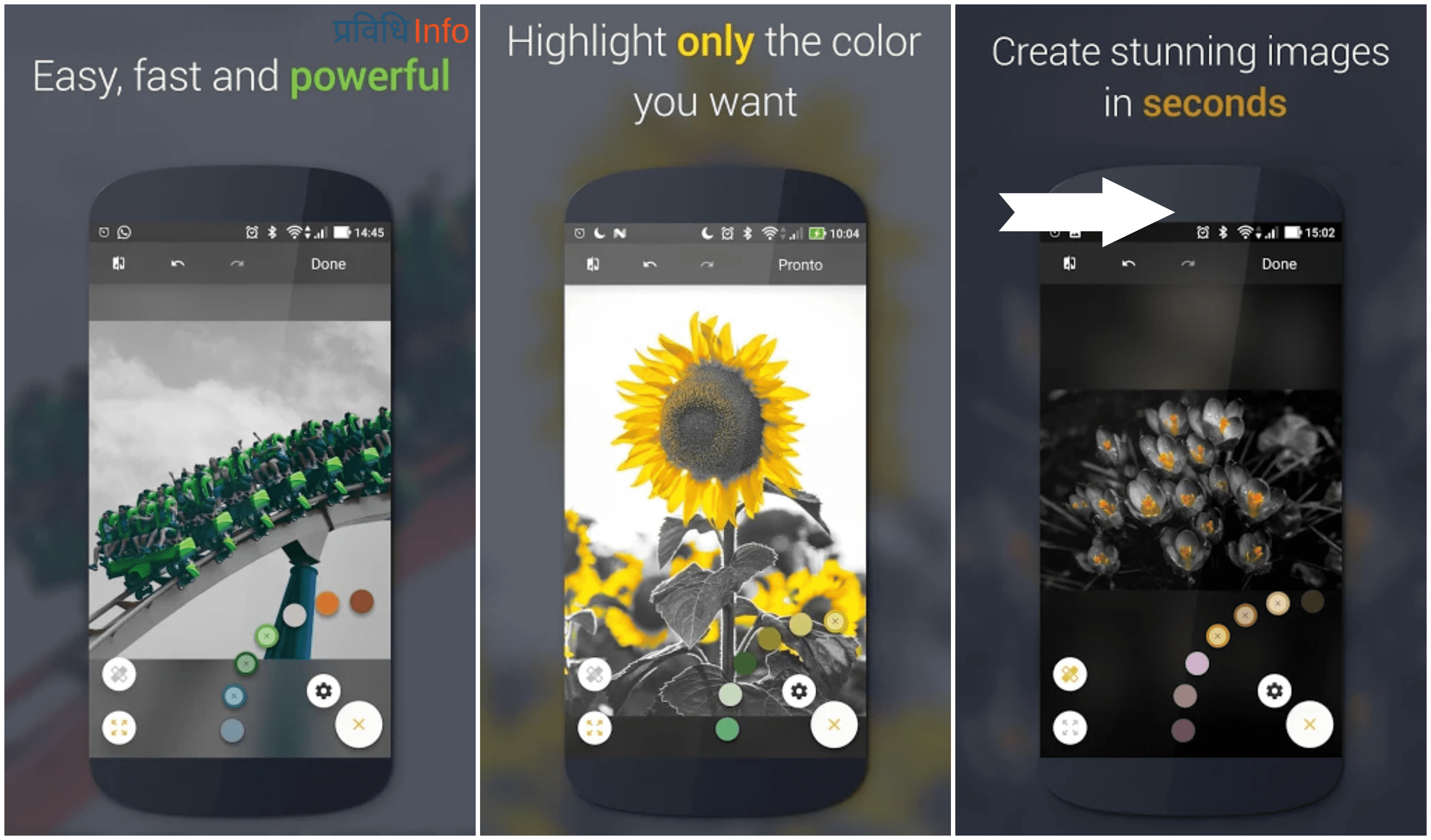 Paletta - Top 10 Unique & Best Free Android Apps – February 2019