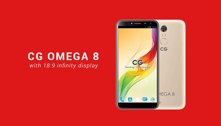 CG Omega Price in Nepal 2019
