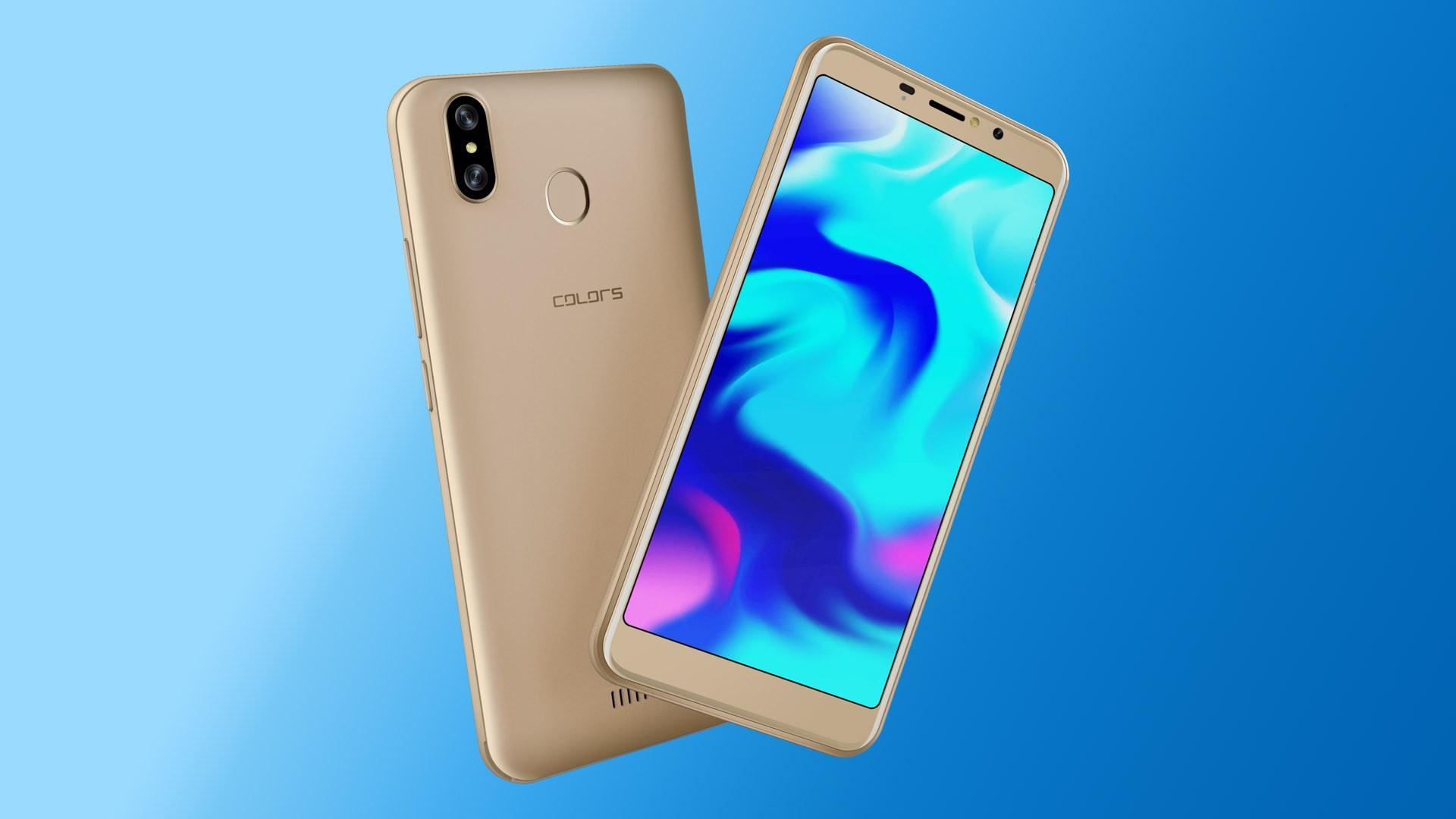 Colors Pride 5X Best Smartphones Under 10000 in Nepal 2019