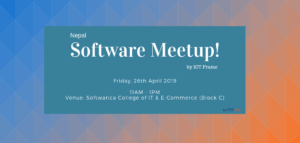 Nepal Software Meetup 2019 by ICTframe
