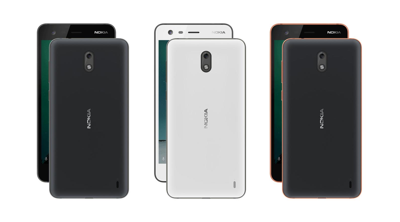 Nokia 2 Best Smartphones Under 10000 in Nepal 2019