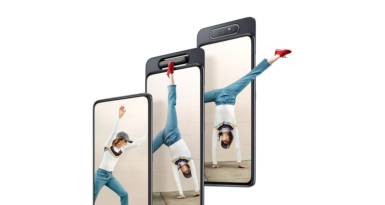Samsung Galaxy A80 Price in Nepal, Full specifications and Features