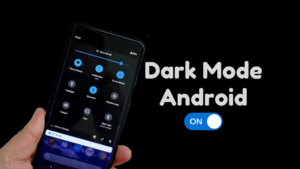Dark Mode with Android Support