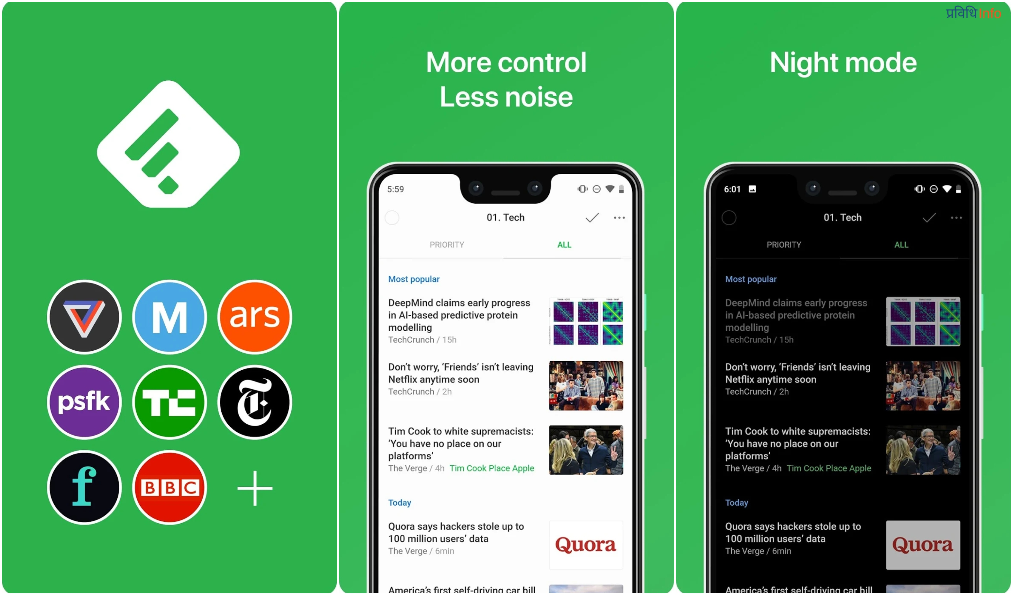 Feedly - Free Unique Android App for June 2019