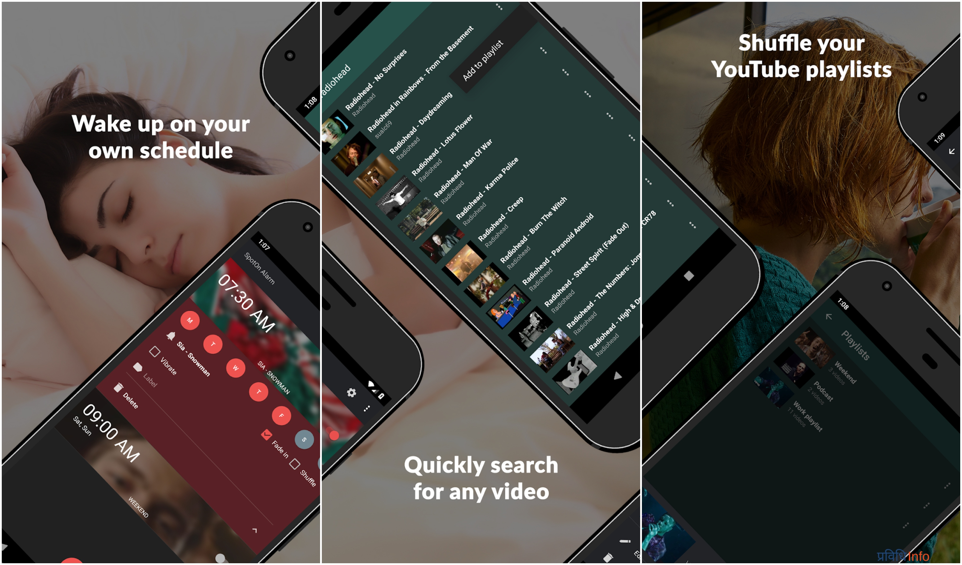 SpotOn Alarm - Top Android App for June 2019