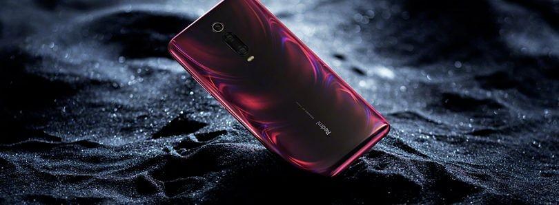 Xiaomi Redmi K20 Pro Flash Red
