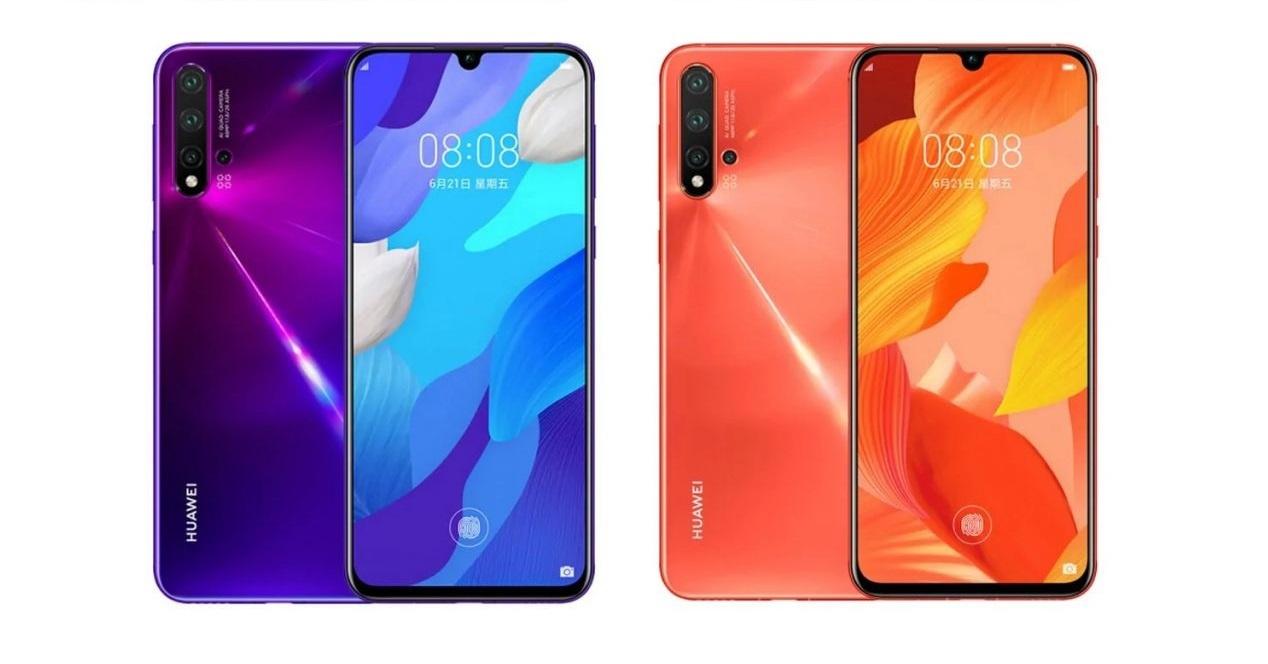 Huawei Nova 5 Pro Price in Nepal