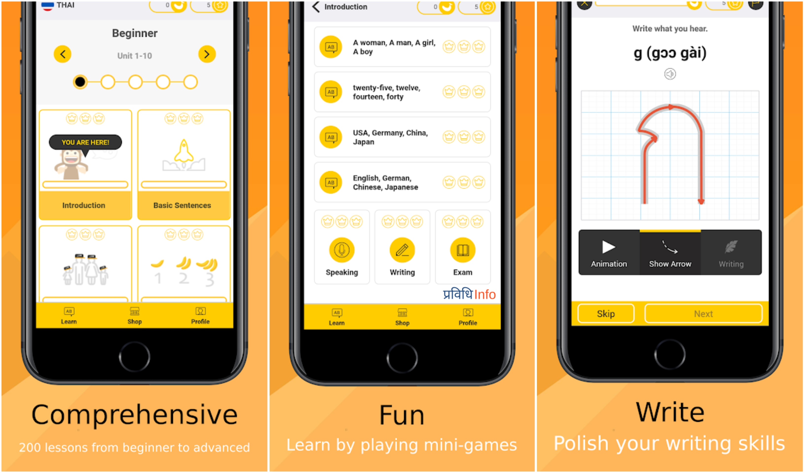 Ling Learn Language - Top 10 Unique & Best Free Android Apps – July 2019