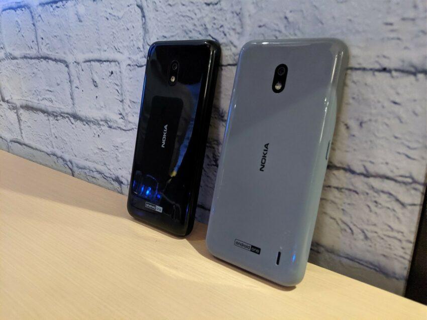 Nokia 2.2 Color Variants