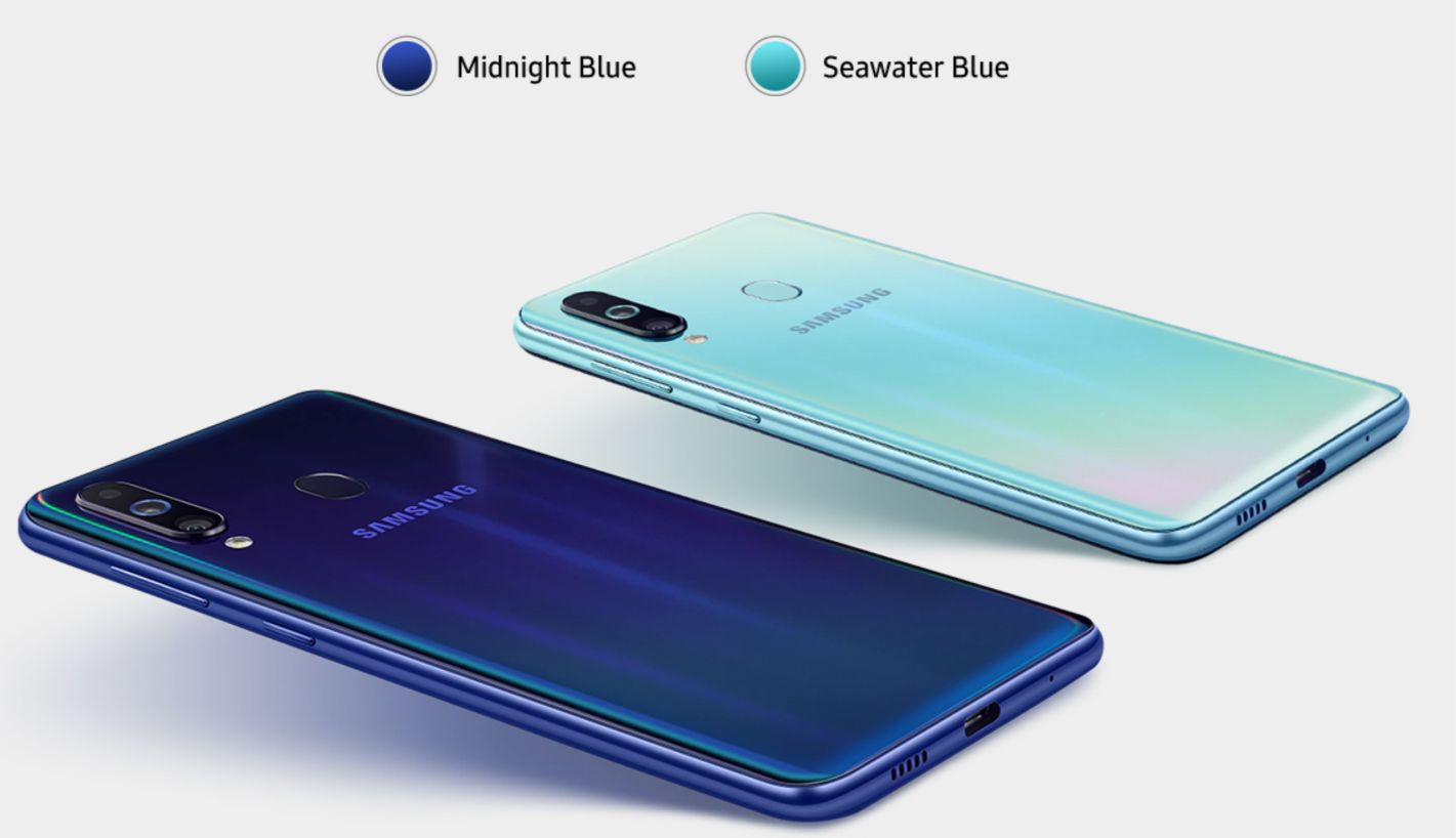 Samsung Galaxy M40 Color Available in Nepal