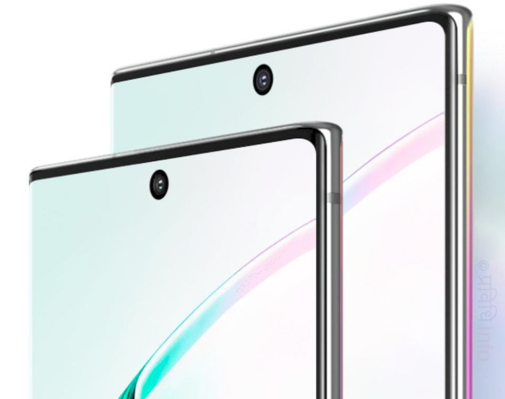 Galaxy Note & Note 10+ Front Camera