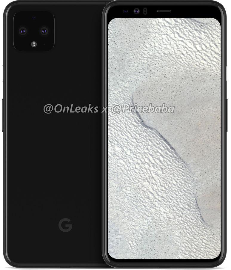 Google Pixel 4 Price in Nepal Leak Front
