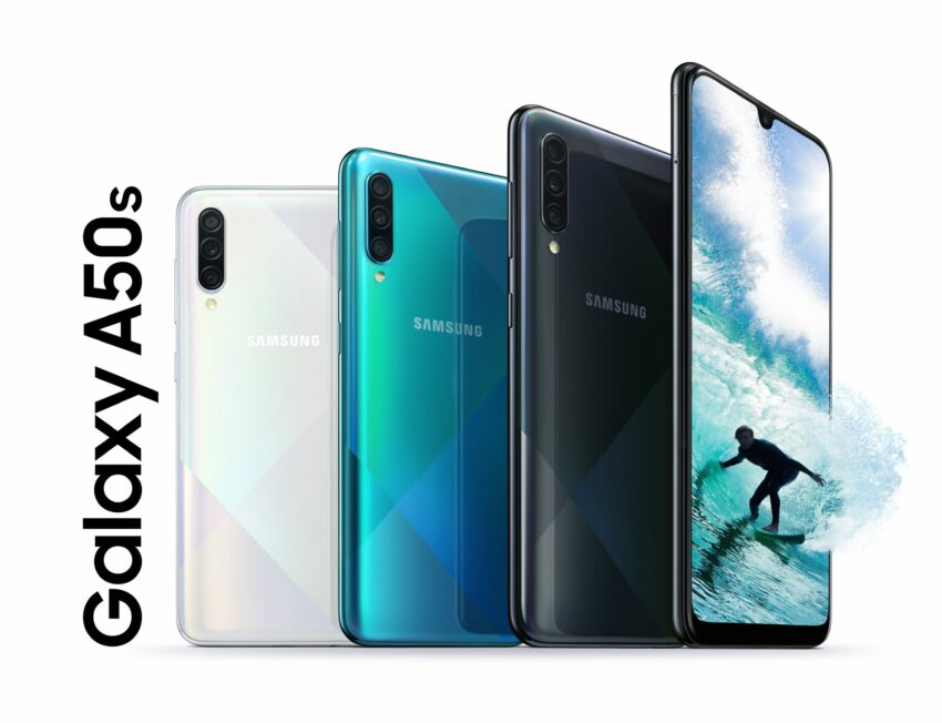 Samsung Galaxy A50s Price in Nepal Review