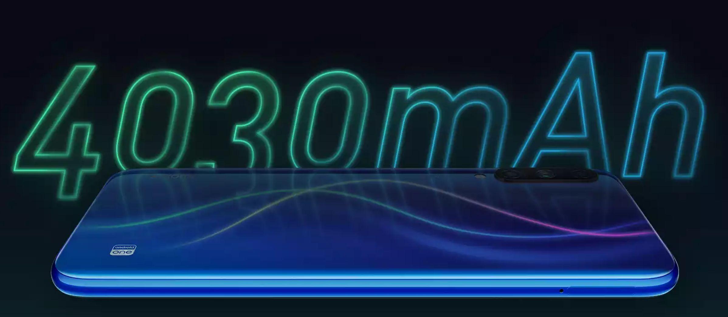 Xiaomi Mi A3 4030mAh battery