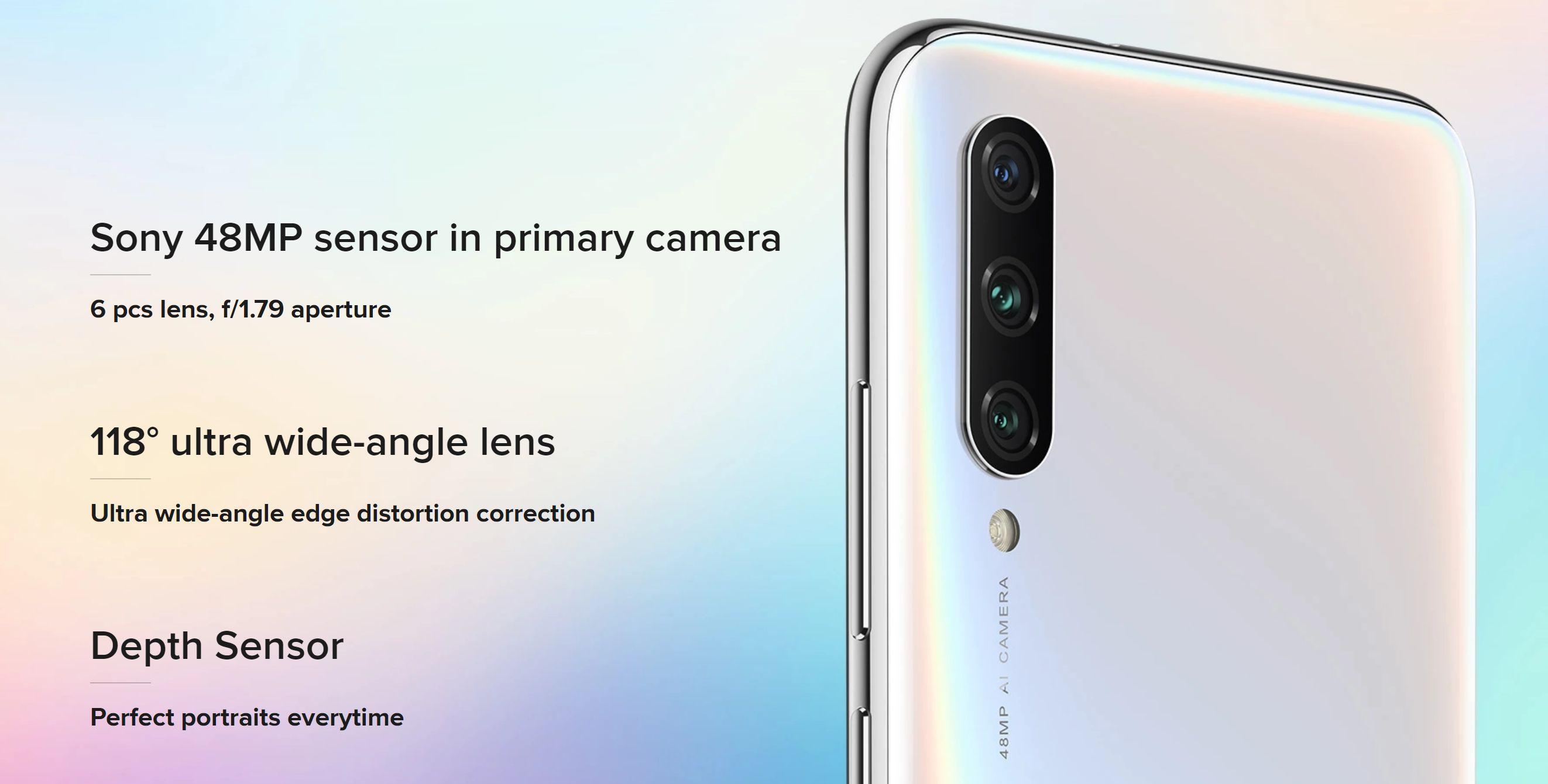 Xiaomi Mi A3 48MP Triple Camera
