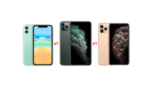 2019 iPhone 11 Series Price in Nepal Specs Compared