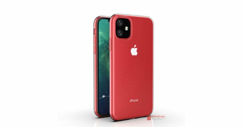 Apple iPhone 11 Leaked image