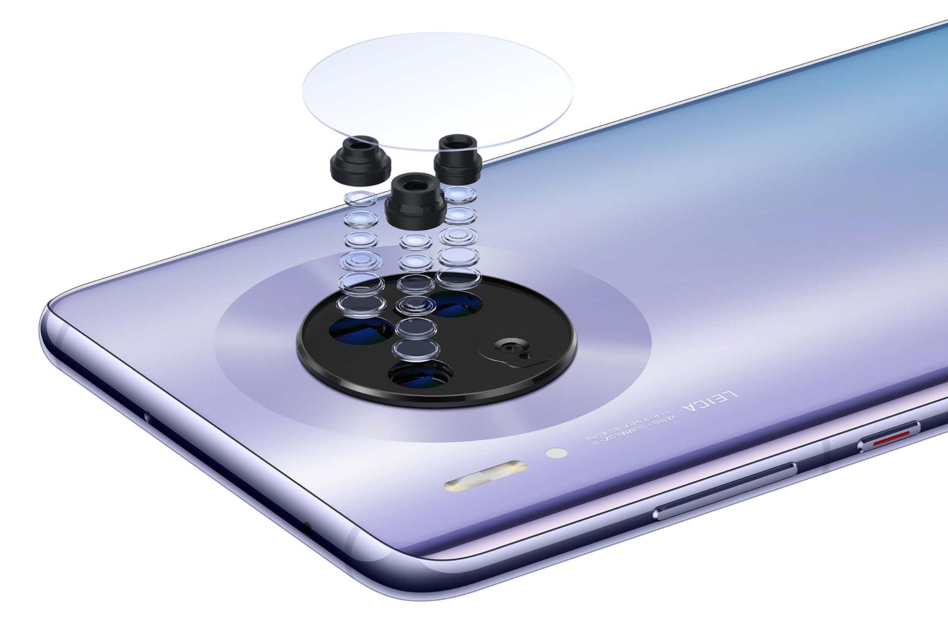 Huawei Mate 30 Quad Cameras