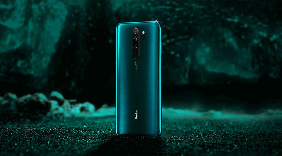 Note 8 Pro Ice Jade