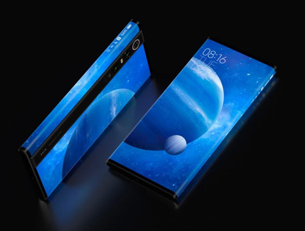 Xiaomi Mi Mix Alpha launched