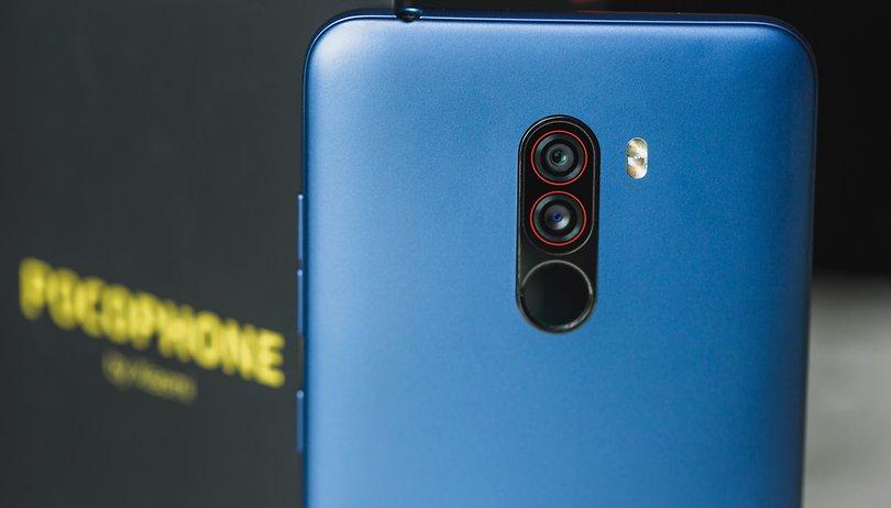 Xiaomi Poco F1 Camera