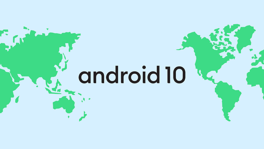 android-10-logo