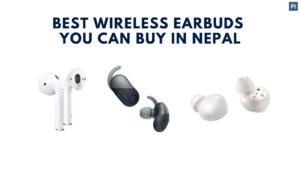 Best Wireless Earbuds Price in Nepal 2019