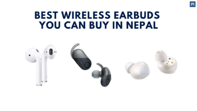 Best Wireless Earbuds Price in Nepal 2019