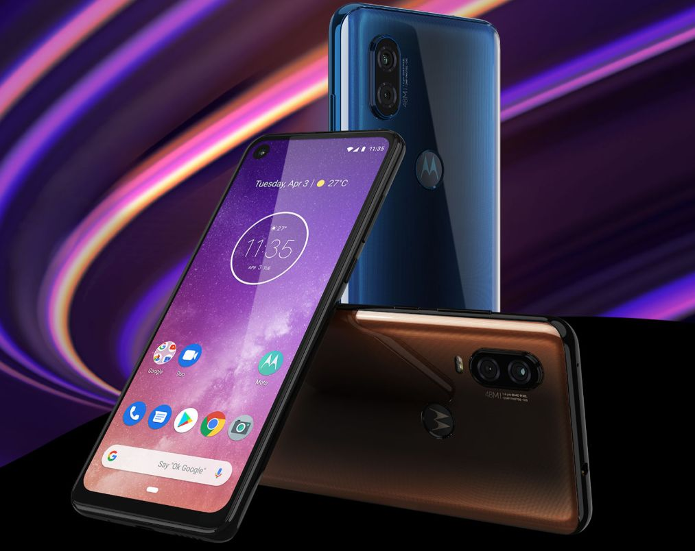 Motorola One Vision Price in Nepal