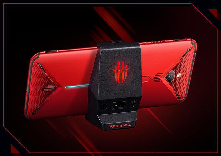 Nubia Red Magic 3 Exhaust fan