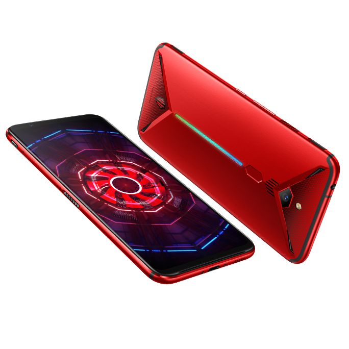 Nubia Red Magic 3 Red color