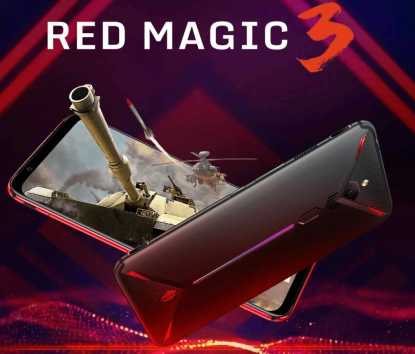 ZTE Nubia Red Magic 3 Price in Nepal