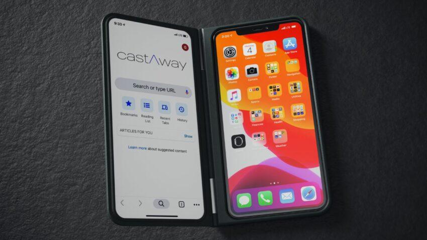 CastAway-dual-screen-phone-case-upcoming
