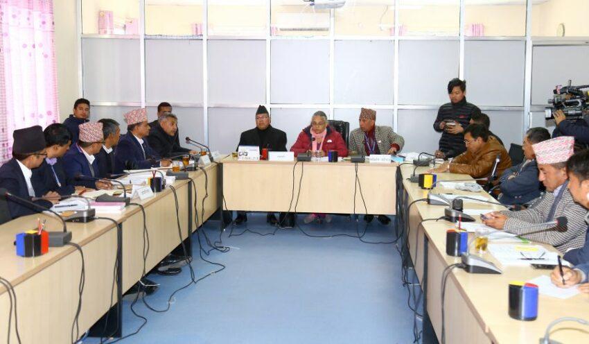 New IT Bill Nepal 2076
