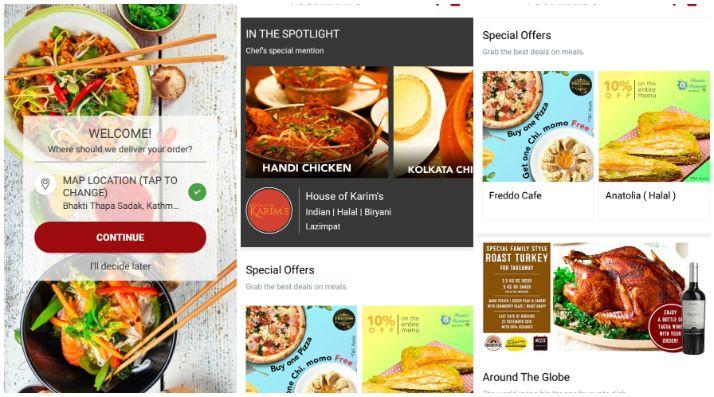 foodmandu app