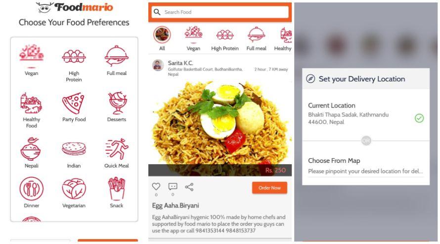 foodmario app