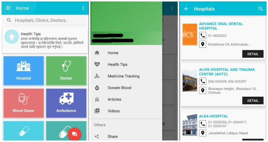 hamro doctor app