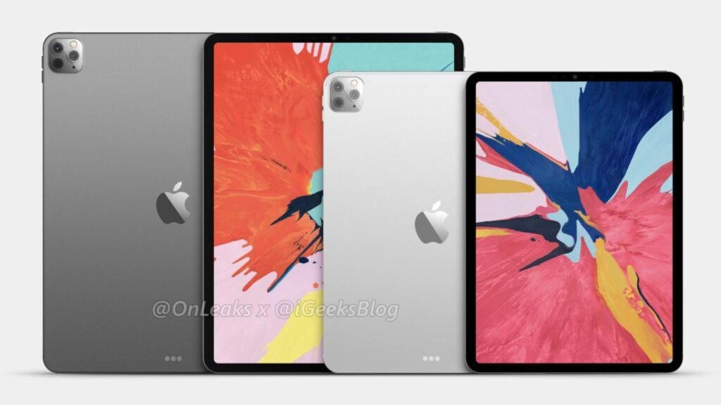 iPad Pro 2020 variants
