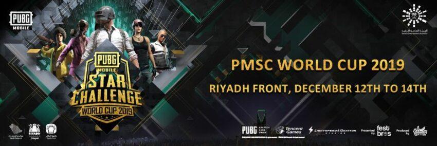 pmsc worldcup 2019 elementrixnepali pubg team