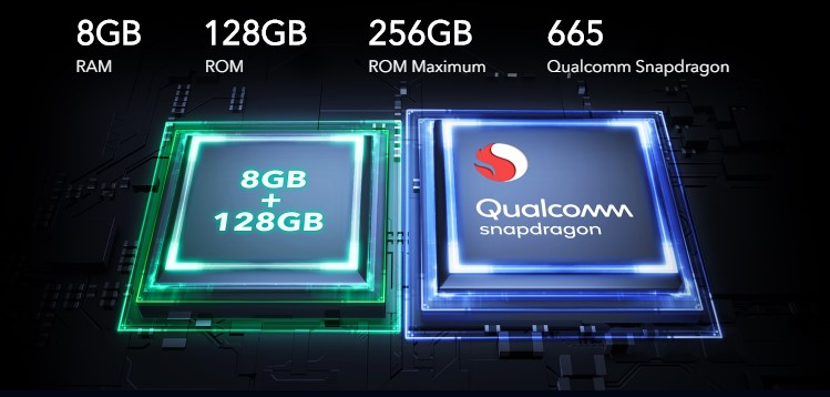 vivo s1 pro snapdragon 665 chipset