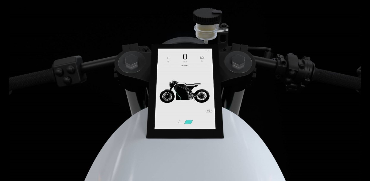 Yatri Motorcycles, P-0 Interface