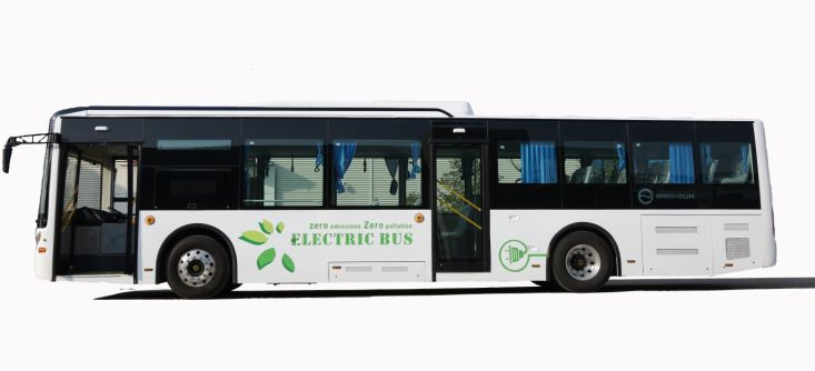 Brighsun Electric Bus launch in nepal