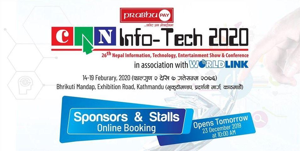 CAN Info-Tech 2020 Sponsorship