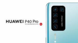 Huawei P40 Pro image